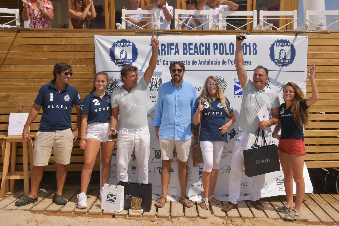 Tarifa Beach Polo Cup 2018 9