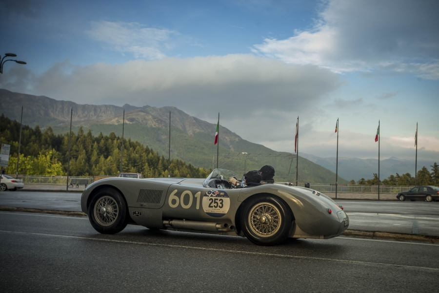 1000 Miglia - regularity race 2