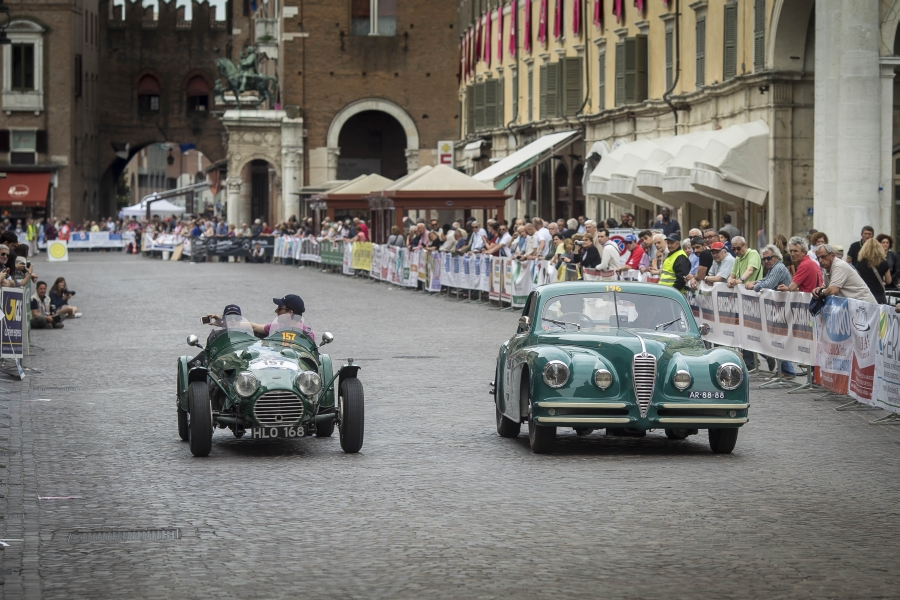 1000 Miglia - regularity race 3