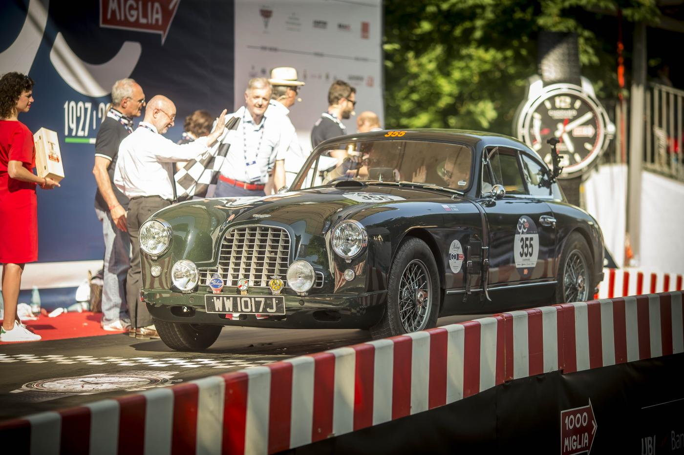 1000 Miglia - regularity race 5